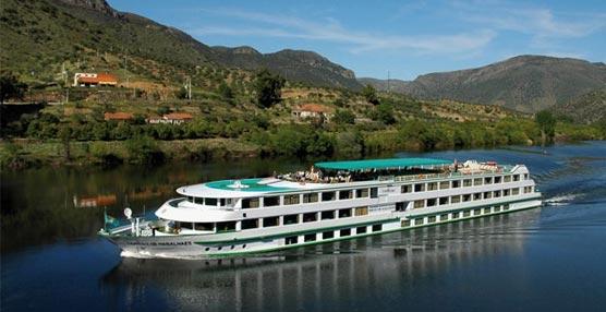 El 70% de la producción de la compañía CroisiEurope en España en 2012 la genera la venta de grupos y viajes de incentivo