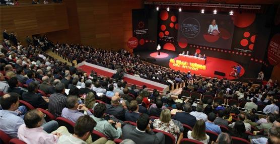 Más de 1.000 personas acuden a la primera jornada de la Conferencia Internacional del Vino en Toledo