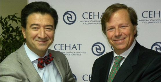 InterMundial y Cehat firman un acuerdo de colaboración en el ámbito de los seguros para el sector hotelero