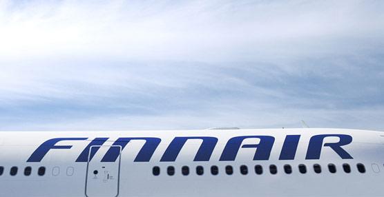 Finnair alcanza un beneficio neto cercano a los 25 millones de euros en los nueve primeros meses del año