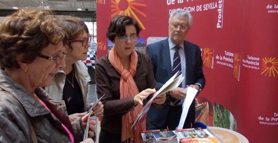 La Diputación de Sevilla presenta sus productos de 'Toros y Caballos' y 'Haciendas y Cortijos' destinados al Sector MICE