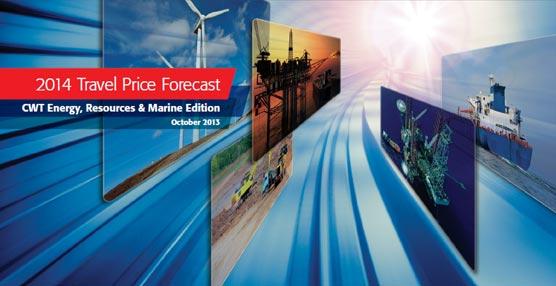 Los precios del 'business travel' en la industria de la energía, recursos naturales y marinos tendrán una moderada inflación en 2014