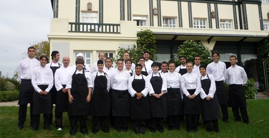 El Hotel-Escuela Las Carolinas recibe el reconocimiento de la FEHR como mejor escuela de hostelería de España