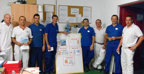 El grupo Peñarroya obtiene por segunda vez la certificación