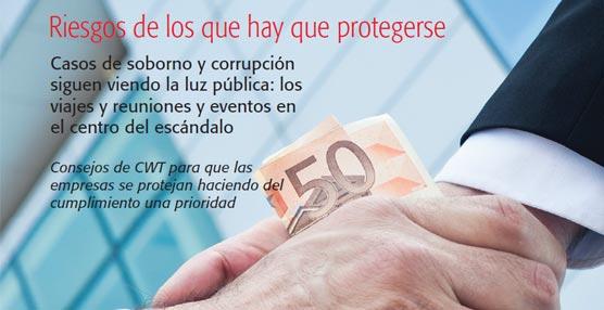 CWT da unos consejos a las empresas para luchar contra el soborno y la corrupción en viajes y eventos