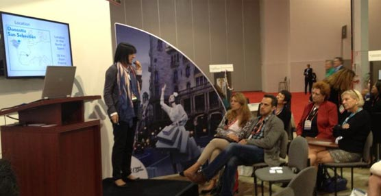 El San Sebastián Turismo & Convention Bureau realiza un balance muy positivo de su participación en IMEX América