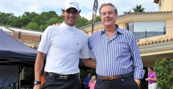 El Circuito de Golf Meliá celebró su séptima prueba en Son Muntaner, con la asistencia de Gabriel Escarrer y Rafael Nadal