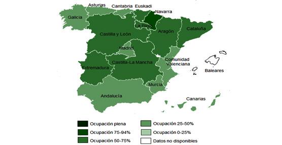 La ocupación en turismo rural de Todos los Santos se incrementa 13 puntos porcentuales respecto al año 2012