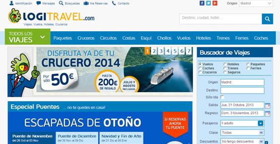 La agencia de viajes'online' Logitravel y ConnectedtoGo se alían para ofrecer wifi a los turistas que visiten España
