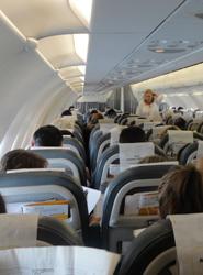 El tráfico aéreo crece un 5% en septiembre, mientras que el factor de ocupación se eleva por encima del 80%
