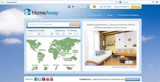 HomeAway detecta un aumento del 21% en el interés turístico por el puente de noviembre este año