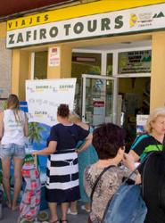 Zafiro Tours comienza el último trimestre del año con la apertura de ocho oficinas en España y tres en México