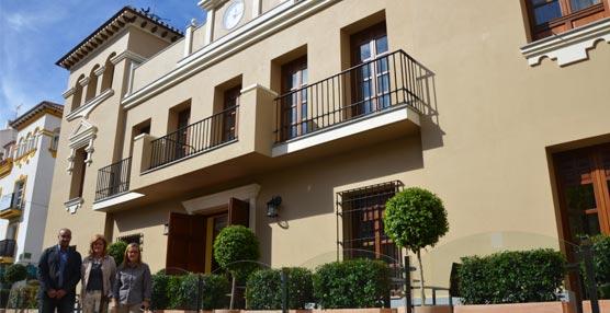 El Hotel Casa Consistorial de Fuengirola abriráen diciembre tras la completa remodelación del antiguo ayuntamiento