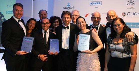 ME London se alza como el gran vencedor en los European Hospitality Awards, celebrados en Londres