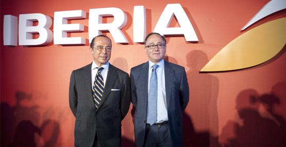 Antonio Vázquez cesará como presidente de Iberia, cargo que asumirá el consejero delegado, Luis Gallego