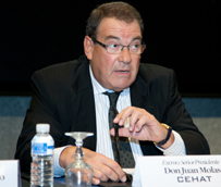 Molas considera 'incomprensible' el recorte presupuestario que ha sufrido TurEspaña en los últimos años
