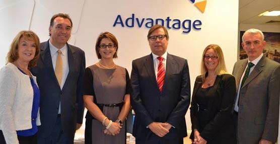 La Costa del Sol acuerda con el consorcio de agencias británico Advantage la promoción MICE del destino en 2014