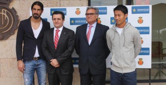 Iberostar Hotels & Resorts renueva hasta 2017 su convenio con el Real Club Deportivo Mallorca