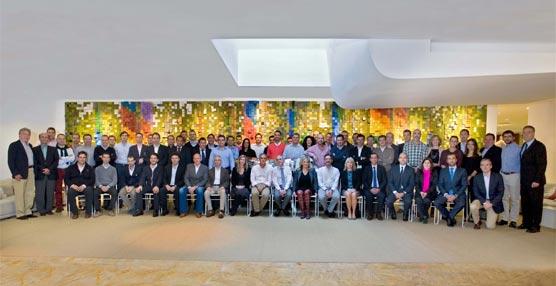 Barceló Bilbao Nervión recibe a 80 directores de hoteles de la cadena en Europa y África