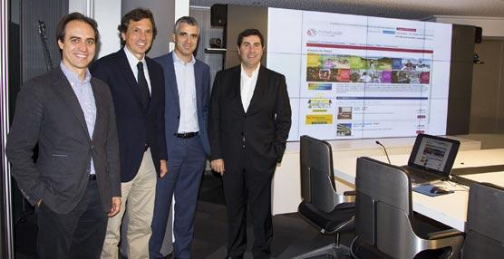 La Fundación Turismo y Hotelbeds presentan un plan de promoción para alargar la temporada turística todo el año en Palma