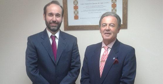 El vicepresidente de UNAV, José Luis Méndez, ejercerá las labores gerenciales en sustitución de Alberto Cejo