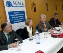 Turismo de Galicia y Agafe colaboran en la mejora de la profesionalidad de los agentes del Turismo MICE