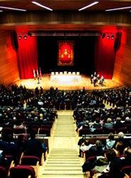 El Palacio de Congresos 'El Greco' de Toledo acoge un congreso sobre cuidados paliativos con más de 550 delegados