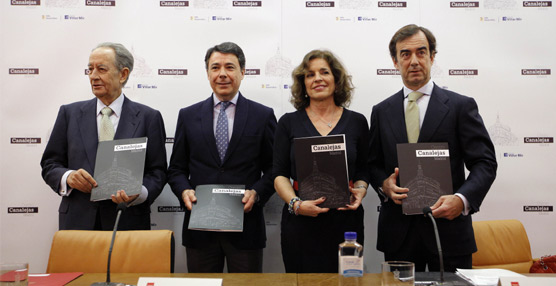 Madrid abre las puertas a la creación del macrocomplejo hotelero y comercial en la plaza de Canalejas