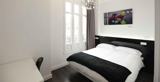Vitium Urban Suites, el 'primer hostal boutique de lujo en Madrid', abre sus puertas en la calle Gran Vía