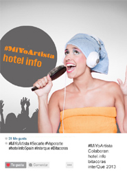 hotel.info patrocina los Premios Bitácoras 2013 en la categoría viajes y lanza una nueva campaña para Instagram