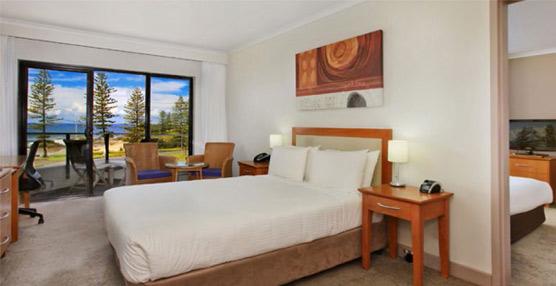 Best Western Plus HW Boutique Hotel en Port Macquarie, Australia.
