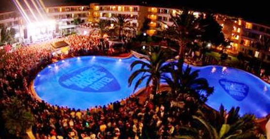 Mallorca Rocks Hotel.
