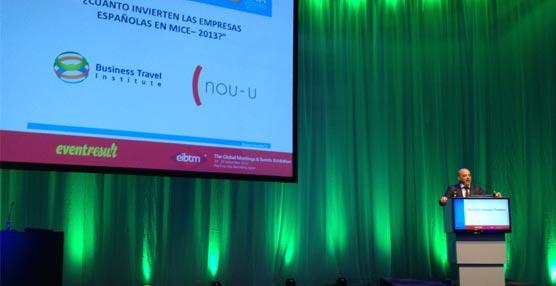 Las empresas españolas invierten al año más de 5.000 millones de euros en eventos del Sector MICE