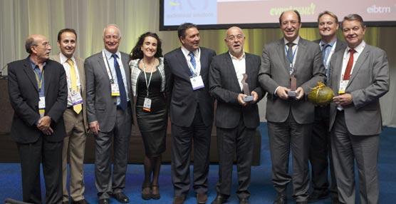 SpainDMCs entrega sus premios anuales a Antoni Cinta, de Barceló Hotels, y Manuel Macías, del Sevilla Convention Bureau