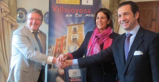 Segittur entrega a Villajoyosa la hoja de ruta necesaria para convertirse en Destino Turístico Inteligente