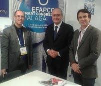 El Málaga Convention Bureau supera sus expectativas en la EIBTM y mantiene más de 80 entrevistas con profesionales del Sector