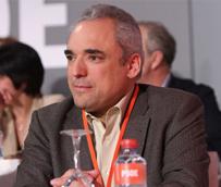 Simancas critica que la privatización de AENA que planea al Gobierno dejará al sector público con 'un porcentaje minoritario'