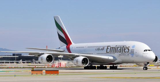 El aumento de capacidad de Emirates en la ruta Barcelona Dubái contribuirá en más de 40 millones al PIB de la región