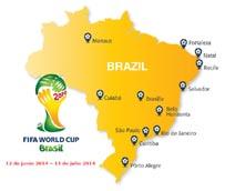 CWT recomienda a sus viajeros la reserva con antelación en sus viajes a Brasil en 2014 por su coincidencia con el Mundial de Fútbol