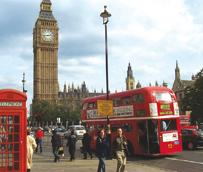 Londres, destino favorito para los españoles durante el puente de la Constitución según el comparador VuelosBaratos