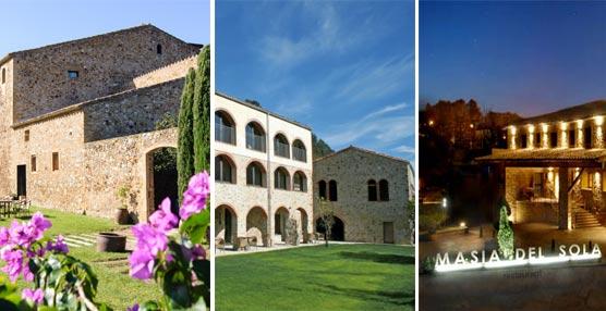 La marca Petits Grans Hotels de Catalunya incorpora tres nuevos establecimientos a su cartera