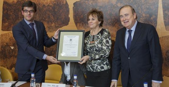 El Palacio Euskalduna perfecciona sus niveles de calidad con la certificación Aenor de Accesibilidad Universal