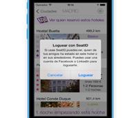 Hot.es y SeatID integran la información que aportan las redes sociales para ofrecer reservas 'conectadas'