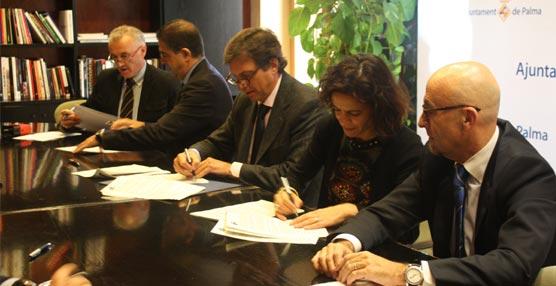 El Ayuntamiento de Palma paga su deuda con Acciona por el Palacio de Congresos con el mecanismo de pago a proveedores
