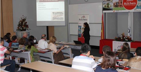 Les Roches Marbella reúne a profesionales de diez países durante el II Foro Internacional de Orientadores Educativos