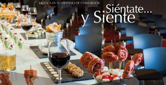 La Fundación Huesca Congresos apoya la candidatura de la ciudad como Capital Española de la Gastronomía 2014
