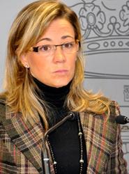 La concejala de Promoción Económica y Turismo del Ayuntamiento de Ciudad Real, Lola Merino.