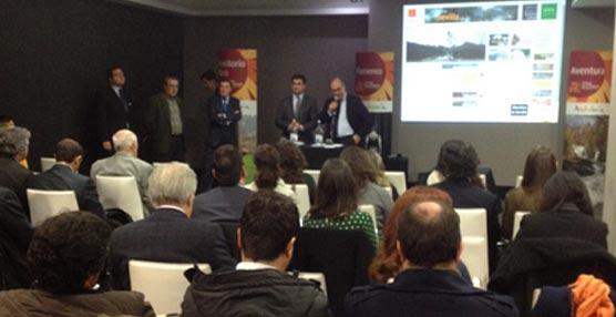 La Diputación de Sevilla muestra la oferta congresual y de incentivos de la provincia a un centenar de agentes portugueses