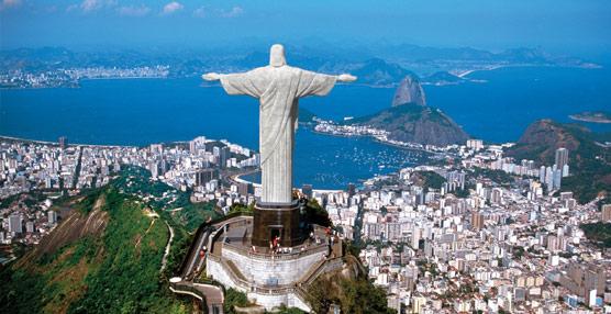 Brasil alcanza la cifra récord de seis millones de turistas extranjeros en 2013, frente a los cinco millones de 2012