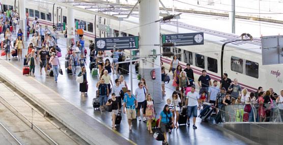 Siete de cada diez españoles se muestran satisfechos con el sistema ferroviario del país, según el Eurobarómetro